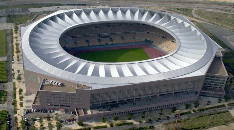 estadio olímpico cartuja sevilla