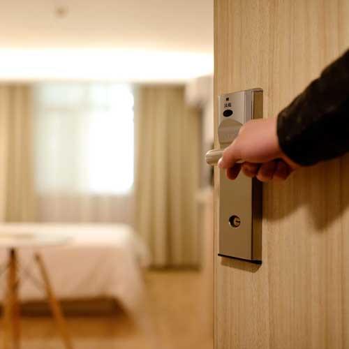 limpieza hoteles