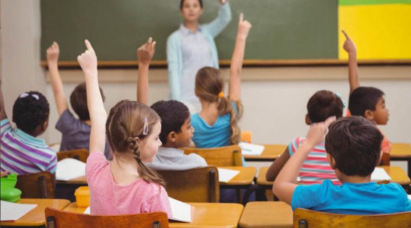 desinfección con ozono colegio guardería