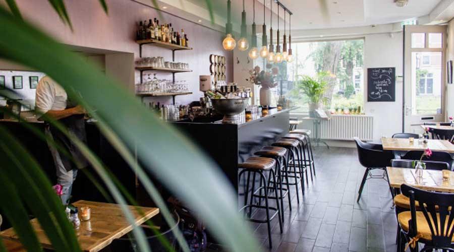 limpieza con ozono restaurante cafetería bar