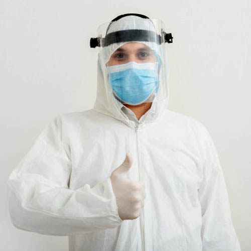 limpieza desinfección con ozono