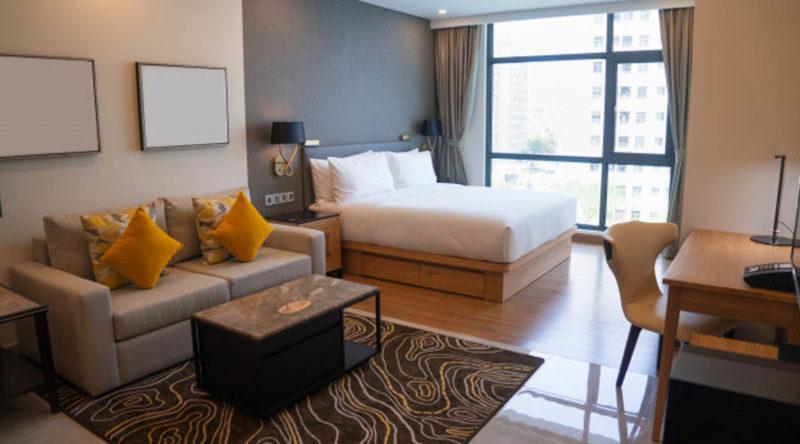 limpieza ozono hotel apartamento turístico