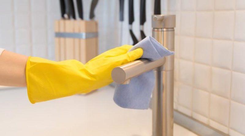 limpiar cocina pisos turísticos