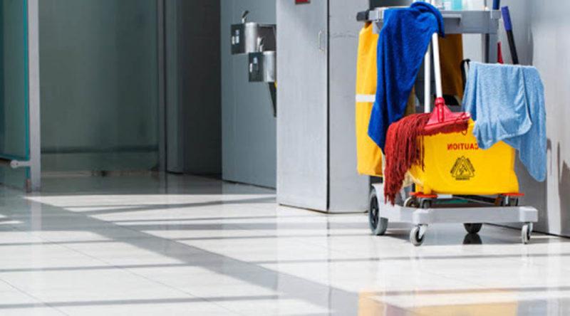 limpieza integral edificio locales comerciales