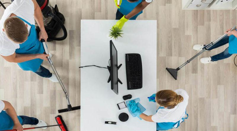 servicio limpieza oficinas