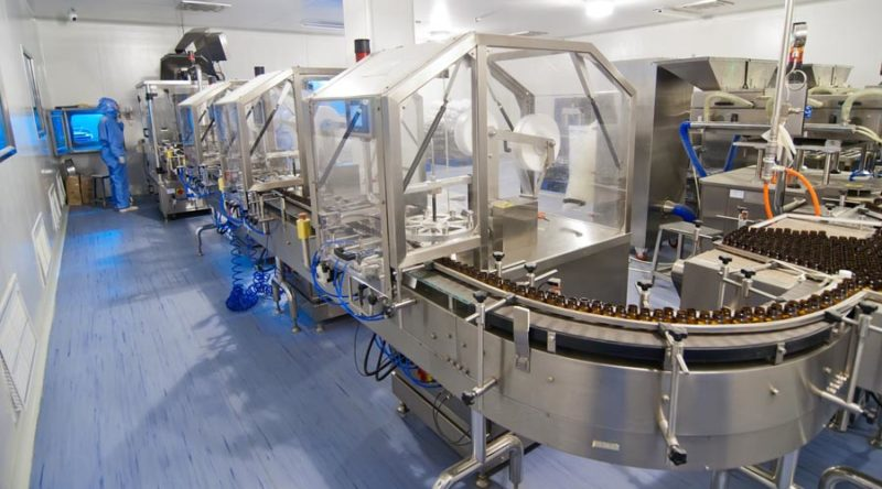 limpieza industrial para fábrica