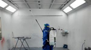 tecnicas de limpieza industrial