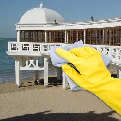 empresa limpieza Cádiz