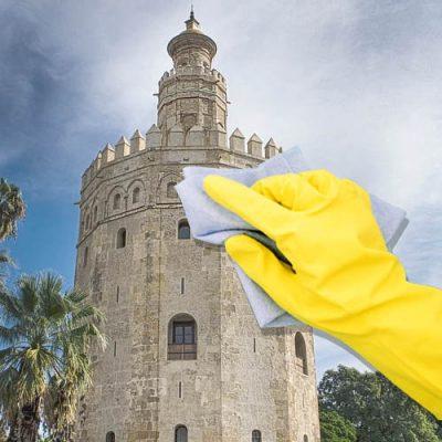 empresa limpieza Sevilla